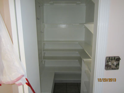 Pantry - Before Remodel