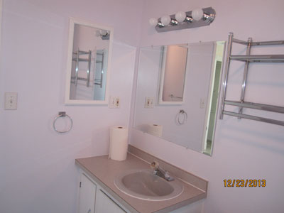 Bathroom - Before Remodel