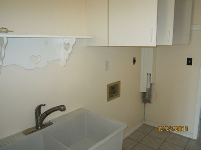 Utility Room - Before Remodel